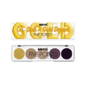 5 points eye shadow limited edition