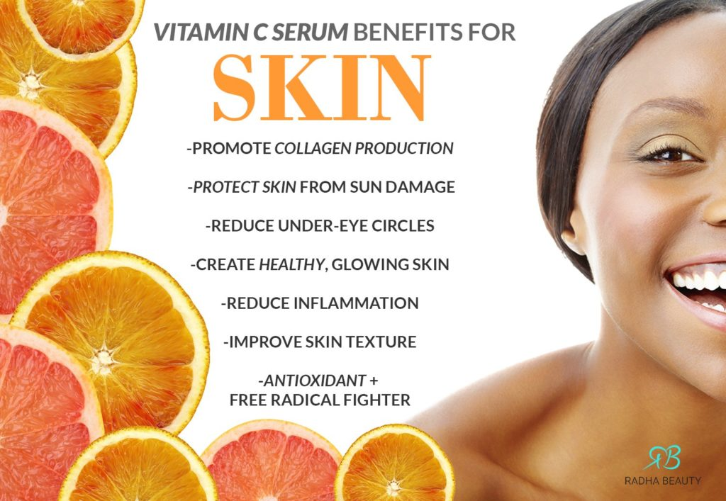 Vitamin C - holy grail ingredient in skincare! 8