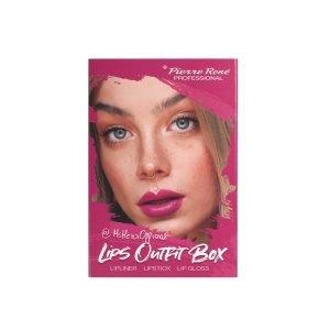 Glamore Cosmetics 3 Piece Lip Kits 8
