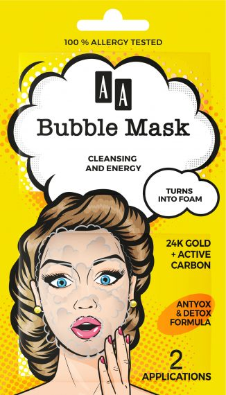 Tiny Bubbles so Divine - AA Bubble Masks 4