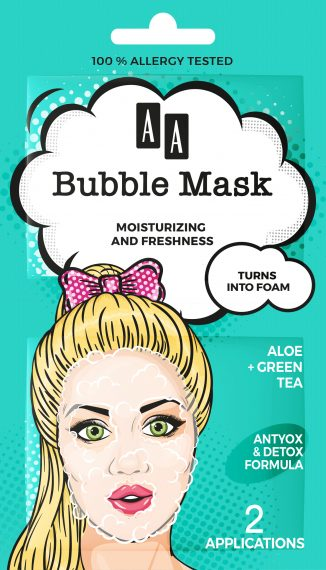 Tiny Bubbles so Divine - AA Bubble Masks 6