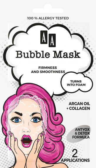 Tiny Bubbles so Divine - AA Bubble Masks 8