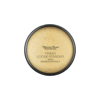 fixing loose powder from pierre rene