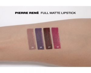 Pierre Rene Full Matte Lipstick 4