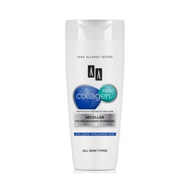 aa cosmetics makeup remover 200 ml