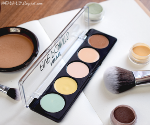 Miyo 5 Points Color Correcting Palette 2