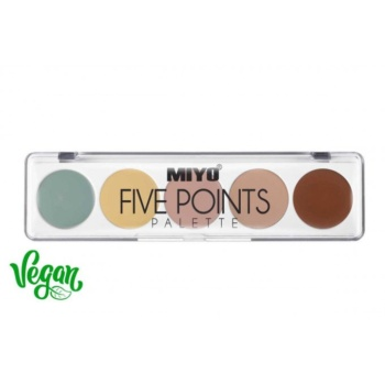 miyo 5 points color correcting palette
